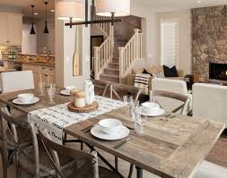 Rustic Modern Dining Room Tables by Dining Room Rustic Dining Room Tables Beautiful Dining Room Set