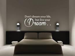 muursticker don u0027t dream your life but live your dream gratis