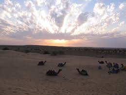 thar desert in the desert this battered suitcase
