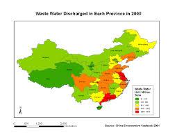 Uchicago Map China Environment China Political Economy U0026 Governance