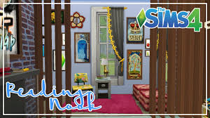 Nook Room Reading Nook Room Build The Sims 4 Youtube