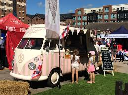 van volkswagen vintage vintage ice cream van hire for weddings wedding ideas wedding