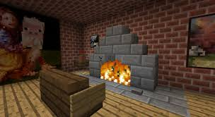 Minecraft Wohnzimmer Modern Minecraft Wohnzimmer Mit Kamin Seldeon Com U003d Elegantes Und