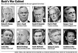 George Bush Cabinet Bush U0027s War Cabinet