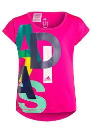 adidas dress pants adidas performance print t shirt shock pink