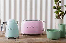 Smeg Appliances Smeg A Small Appliance Launch Australian Design Review