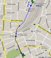 Choice Map Welche Züge Ihr Am 25 7 Nehmen Könnt Um Pünktlich Zur Pro