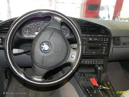 Bmw 1999 M3 1999 Bmw M3 Convertible Gray Steering Wheel Photo 47130927