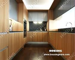 Kitchen Cabinet Door Finishes Kitchen Cabinet Veneer Modern Style Kitchen Cabinet Kitchen Door