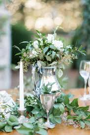 Wedding Centerpieces For Round Tables by Best 25 Silver Centerpiece Ideas Only On Pinterest Silver