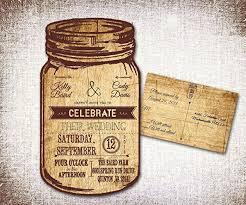 rustic wedding invitation kits rustic wedding invitations sansalvaje