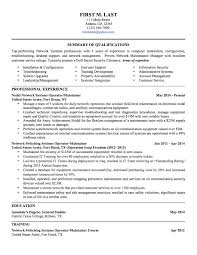 to civilian resume template 6 sle to civilian resumes hirepurpose to