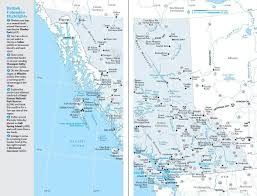 Map Of British Columbia Canada by Lonely Planet British Columbia U0026 The Canadian Rockies Travel
