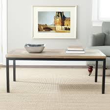 safavieh alec coffee table medium oak safavieh york brown coffee table free shipping today overstock