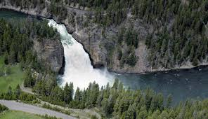 North Dakota waterfalls images 3 waterfalls of the grand canyon of yellowstone my yellowstone park jpg
