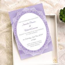 purple wedding invitations purple wedding ideas tulle chantilly wedding