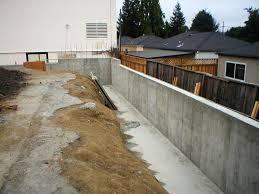 Buttress Wall Design Example Concrete Retaining Walls Design Home Design Ideas