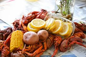 crawfish party supplies kara s party ideas crawfish boil stock the bar party planning
