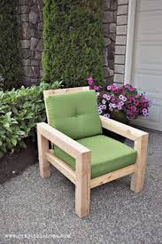 Morris Chair Plans Howtospecialist How by Two Diy Outdoor Chair Projects For Your Yard Or Patio Patios