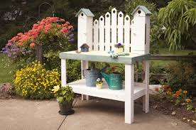 Outdoor Potters Bench Ideal Place Potting Bench U2014 Steveb Interior