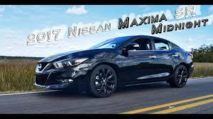maxima nissan 2017 hd performance drive review 2017 nissan maxima sr midnight