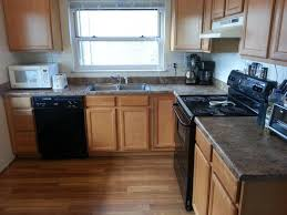 Updated Kitchens by Gold Standard Properties Cincinnati Oh