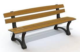 cache conteneur bois banc urbain mobilier urbain banc banc public