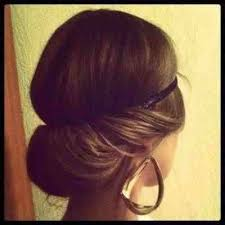 headband roll 49 best 70 s images on hairstyles hairstyle and hair