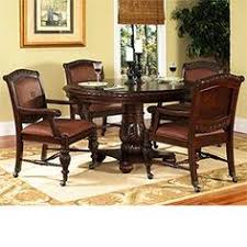 Dining Table And Chairs On Wheels Formal Dining Chairs With Casters Used Google Search Dining