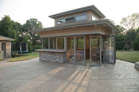 sewickley pool house all gallery nanawall operable glass
