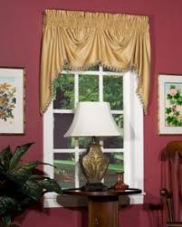 Window Swags And Valances Patterns Classic Empire Pole Swag Valance Valances Pwv Custom Valances