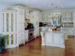 How To Antique Kitchen Cabinets With White Paint Antique White Painted Kitchen Cabinets Full Image For Best