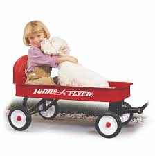 Radio Flyer Wagons Used How To Tell Age Radio Flyer Ranger Wagon Red Toys
