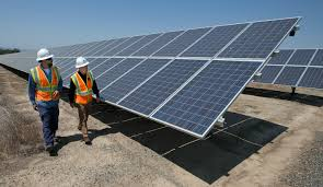 why is it to solar panels will s solar panel tariff america s move to green energy