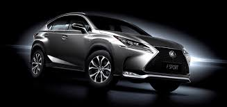 lexus hybrid sport update1 2015 lexus nx300h and nx200t f sport revealed expected