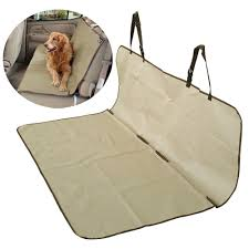 1 x waterproof bench seat cover for pets dog cat suv car truck