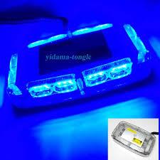 magnetic base strobe light car vehicle roof light 36 led emergency warning strobe light l