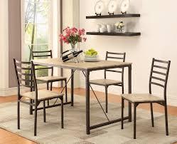 loon peak brea 5 piece dining set u0026 reviews wayfair