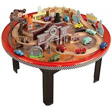 kidkraft waterfall mountain train set and table directions kidkraft round train table instructions round designs