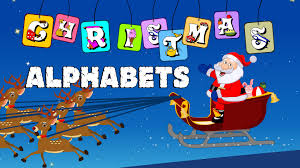 christmas alphabets abc song christmas song for children