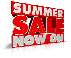 summer sale summer sale now on stock illustration illustration of sale 7836628