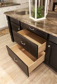 pots pans drawers in kitchen island the thoroughbred pots pans drawers in kitchen island
