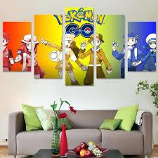 wall ideas pokemon wall decor pokemon removable wall decorations