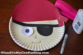 pirate kid craft