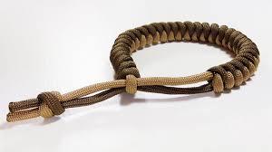 make snake knot paracord bracelet images Paracord tutorial 2 color snake knot bracelet with mad max jpg