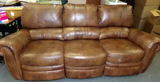 Best Reclining Leather Sofa by Best Reclining Sofa Brands