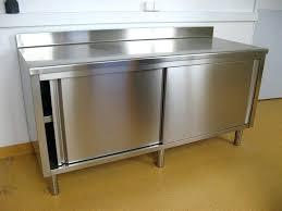 cuisine inox professionnelle meuble cuisine inox ja slide ja slide meuble inox pour