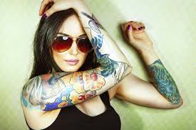 what do men really think of women who have tattoos worldlifestyle