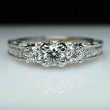 vintage filigree wedding bands wedding rings filigree rings for vintage wedding ring