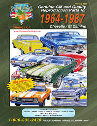 Flyers For 280 05615 Flyers by Chevelle Web Cat 13 By Truck U0026 Car Shop Issuu